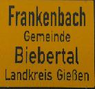 Biebertal-Frankenbach